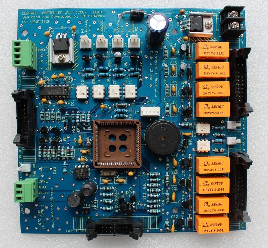PCBA Products - Quick Turn PCB ENEPIG PCB 10 layer PCB Turnkey